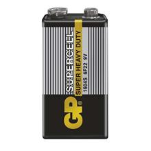 [100% GP Malaysia]GP Supercell 9V Battery Carbon Zinc-1pcs