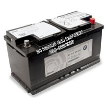 BMW OEM AGM 92AH 61216806755 AUTOMOTIVE CAR BATTERY