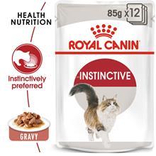 Royal Canin Wet Cat Instinctive Pouch 85G x 12