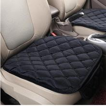 Nexus Car 1 PIECE(s)/ SET Car Seat Cushion Non-sl - [FRONT BLACK 1PCS]