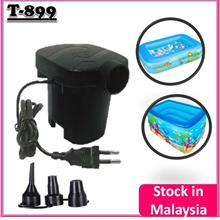 Electrical Air Pump ( Plug) For Inflatable Swimming Pool - (t899) Pam