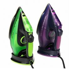 Sokany Cordless Steam Iron Steamer Hj 2085 WIRELESS Iron Re - [PURPLE]