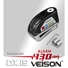 Dx19 V2 Very Loud Alarm ORIGINAL Motorcycle Disc - [DX19 UPGRADED V2]