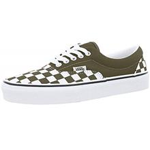 VANS Unisex Era Skate Shoes, Classic Low-Top Lace-up Style in Durable Double-S