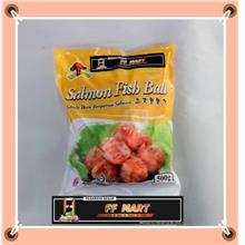 Salmon Ball三文鱼丸