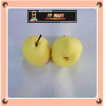 China Golden Pear中国金梨 2pcs