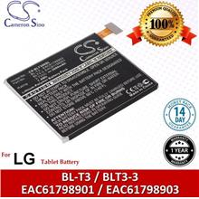 Original CS Tablet Battery BLT300SL LG Optimus Vu F100L Optimus Sketch