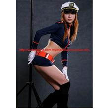 Sexy Sailor Girl Lingerie Halloween Cosplay Costume YH1160