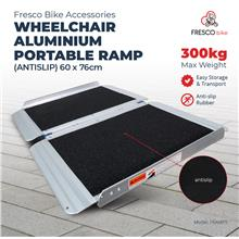 Wheelchair Aluminium Ramp Portable (Antislip) 60 X 76cm