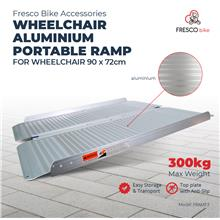 Wheelchair Aluminium Ramp Portable 90 X 72cm