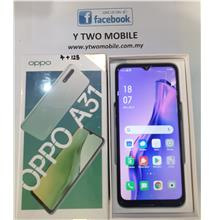 [Y Two Mobile] Demo. Oppo A31 6+128 (Full Set with Box)