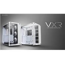 # TECWARE VXR TG Premium ATX Gaming Case # White Color