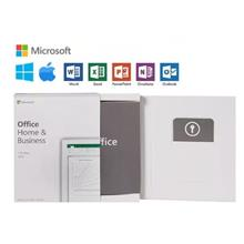 Microsoft Office Home and Business 2019 (T5D-03249) Medialess