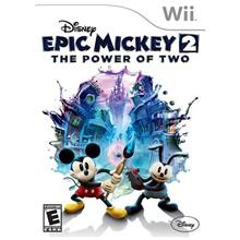 Disney Epic Mickey 2: The Power of Two - Nintendo Wii NTSC Promo