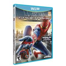 WII U THE AMAZING SPIDERMAN