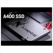 # Kingston A400 - 2.5' SATA 3 Solid State Drive/SSD #
