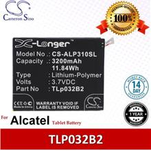 Original CS Tablet Battery ALP310SL Alcatel One Touch Pixi 3 8.0 3G