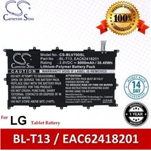 Original CS Tablet Battery Model BLV700SL LG BL-T13 / EAC62418201