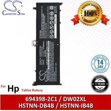 Original CS Tablet Battery HPX211SL HP Envy X2 11-G012NR / 11-G010NR