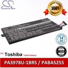 Original CS Tablet Battery TRA100SL Toshiba Thrive 7 Battery