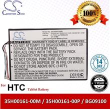 Ori CS Tablet Battery Model HTP715SL HTC BG09100 / 35H00161-00P