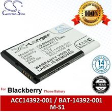 Original CS Phone Battery BR9000XL Blackberry Bold 9780 Onyx AT&T Bold