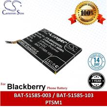 Original CS Phone Battery BRQ500SL Blackberry Q5 LTE SQR100-1 Battery