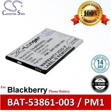 Original CS Phone Battery BRZ500SL Blackberry BAT-53861-003 PM1