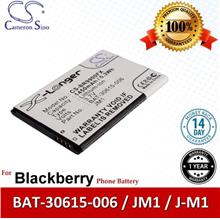 Original CS Phone Battery BR9900FX Blackberry Torch 9850 Monaco