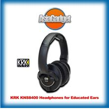 KRK KNS8400 Professional Studio Headphones FREE Sandisk 32Gb Ultra SD