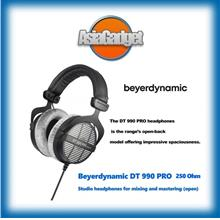Beyerdynamic DT990 PRO 250 Ohm Open Dynamic Studio Headphones