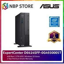 Asus ExpertCenter D6414SFF-0G4930005T Desktop PC