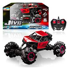 Power Your Fun Jive RC Car - AWD Remote Control Monster Truck, 4x4 RC Truck, 1