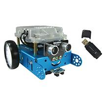 Makeblock mBot Robot Kit with Bluetooth Dongle, STEM Toys with Metal Materials