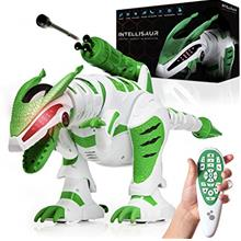 Power Your Fun Intellisaur Remote Control Dinosaur Toy Robot for Kids - Intera