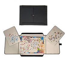 Portable Jigsaw Puzzle Board Mat by Mary Maxim - Puzzle Tables for Adults - Pu