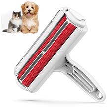 DELOMO Pet Hair Remover Roller - Dog  & Cat Fur Remover with Self-Cleaning Bas