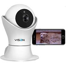 FullHD 1080p WiFi Home Security Camera Pet Camera Wireless IP Indoor Surveilla