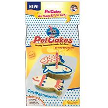 Petcakes Cat Birthday Cake Kit 859989002778 Diy Healthy Frosted 3 Small Fish P