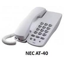 NEC AT-40 Single Line Telephone