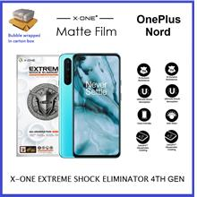 OnePlus Nord X-One Extreme Shock 7H 4th Gen Matte Screen Protector ORI