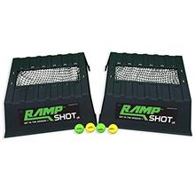 RampShot Game Set- Great for Families, Yard, Beach, Tailgate, Camping - Includ