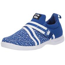Brunswick Mens Slingshot Bowling Shoes- Royal/White 14