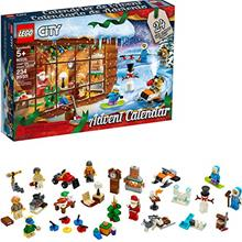 LEGO City Advent Calendar 60235 Building Kit (234 Pieces) (Discontinued by Man