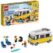 LEGO Creator 3in1 Sunshine Surfer Van 31079 Building Kit (379 Pieces) (Discont