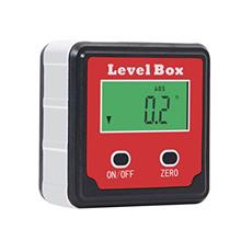 Beslands Backlight Digital Level Box Protractor Angle Finder Gauge Bevel Gage