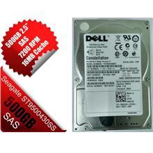 NEW Seatage Constellation 500GB 2.5' SAS HDD 7200RPM ST9500430SS