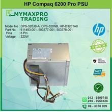 HP Compaq 6200 Pro MT 320W Power Supply PSU 503377-001 611483-001