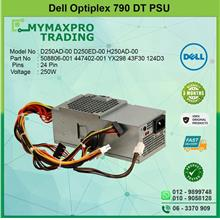 DELL Optiplex 790 DT 250W Power Supply PSU 508806-001 447402-001 YX298