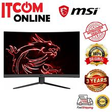 MSI 31.5' CURVE WQHD 165HZ GAMING MONITOR (OPTIX G32CQ4) HDMI*2/DP/VA/1MS/VESA